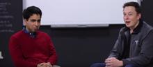 Elon musk interview