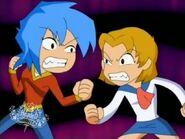 Lily vs. Mitsuki