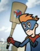 Mikey's bat