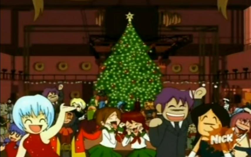 A Christmas Mikey | Kappa Mikey Wiki | Fandom