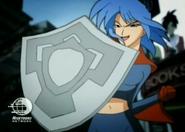 Mitsuki's shield