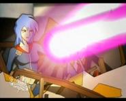 LilyMu Scene - Gonard shoots Lily and Mitsuki 2 - Mitsuki vanishes