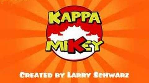 New Kappa Mikey Intro