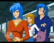 Mitsuki with her friends - Mitsuki vanishes