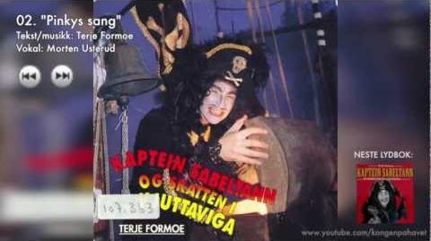 """Kaptein Sabeltann og skatten i Kjuttaviga"" (1991)"
