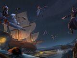 Kaptein Sabeltann og Den Magiske Diamant (animasjonsfilm)