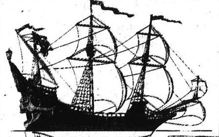 badcc7cd Skisse av Risør Trebåtbyggeri. Densortedame 94. Her blir Den Sorte Dame ...