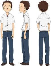 Nakai Anime Design