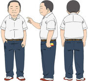 Kimura Anime Design