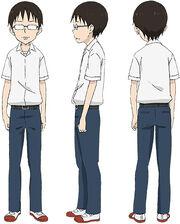 Takao Anime Design