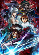 Karakuri Circus Key Visual 2