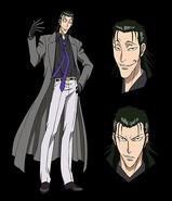 Eiryo anime designs
