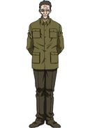 Liang Jian-Feng anime design