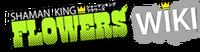 Shaman King Flowers Wiki Wordmark