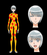 Shirogane anime designs