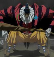 Polichinelle anime