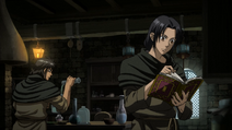 Bai Yin and Bai Jin studying alchemy2
