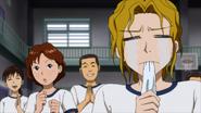 Rieko jealous of Shirogane