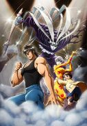 Karakuri Circus Key Visual