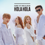KARD Hola Hola digital cover art