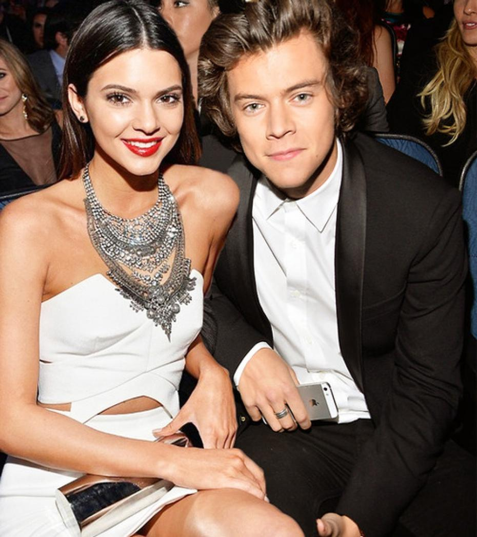Kendall dating harry styles
