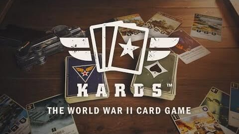 KARDS - The World War II Card Game
