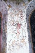 Barlaam & Ioasaph - Allegory of the man in the tree Bischoffingen