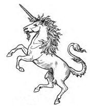 John Vinycomb Unicorn 1
