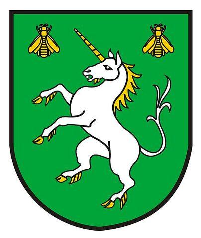 File:Gmina Jednorożec coat of arms.jpg