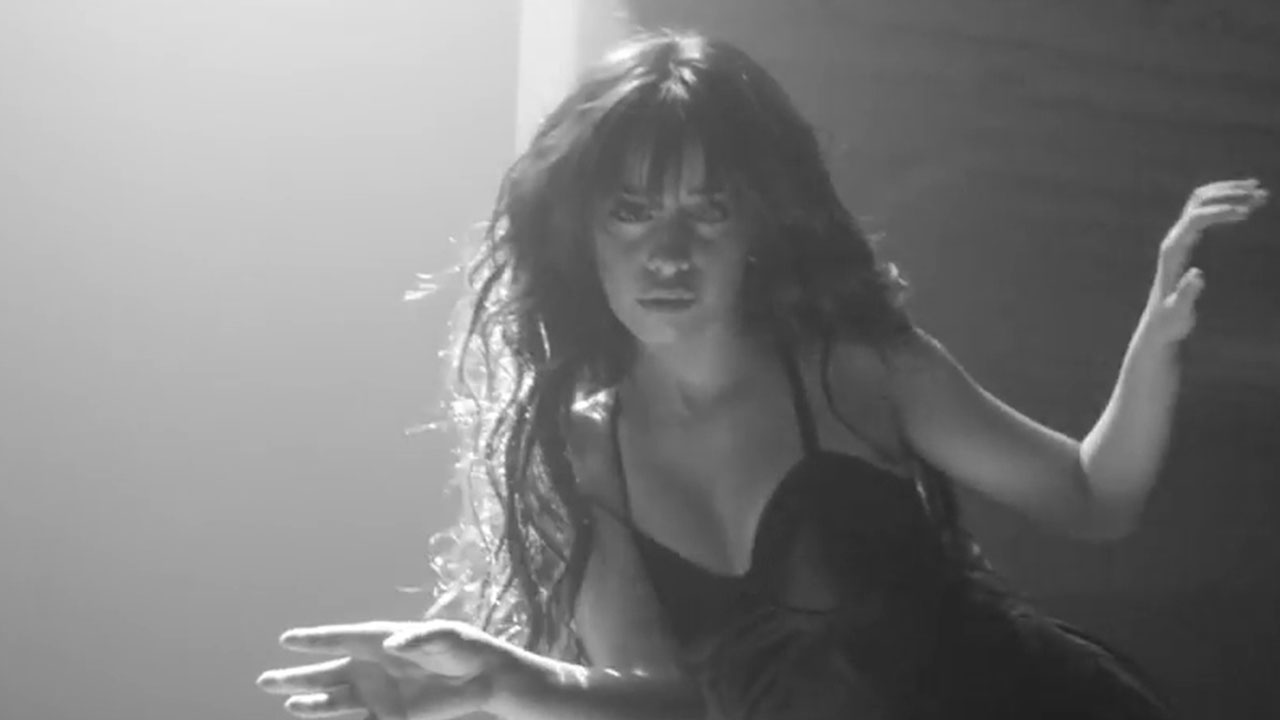 Camila cabello song crying in the club