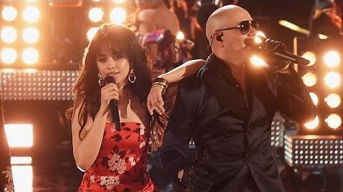 """Camila Cabello Gives Sexy Performance of """"Hey Ma"""" At MTV Movie & TV Awards W Pitbull & J Balvin"""