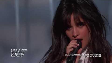 Camila Cabello - I Have Questions - Billboard Music Awards - Encore performance