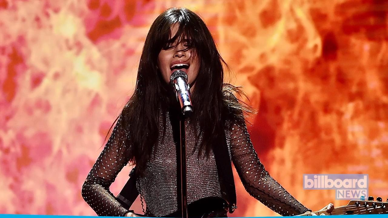 Camila Cabello Performs 'Never Be the Same' on 'Tonight Show' Billboard News