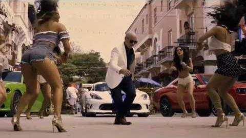 Pitbull & J Balvin - Hey Ma ft