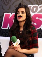 Camila Moustache