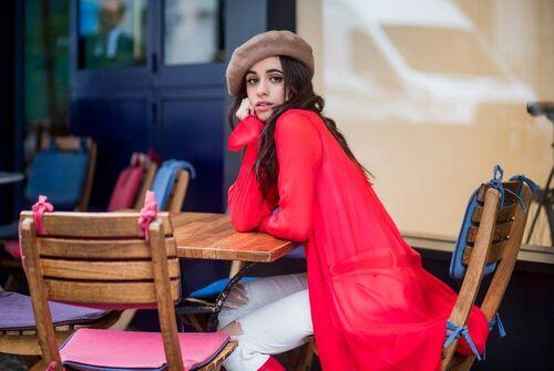 Camila in London UK SL