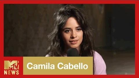 Camila Cabello Talks 'Hey Ma' Performance 2017 MTV Movie & TV Awards MTV News