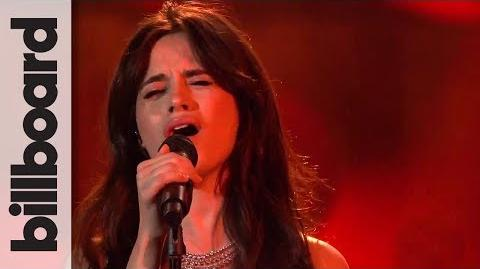 Camila Cabello Performs 'Havana' at Billboard's Women In Music 2017