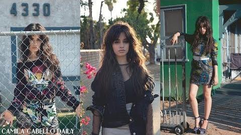 Camila Cabello - Flaunt Magazine (Photoshoot)