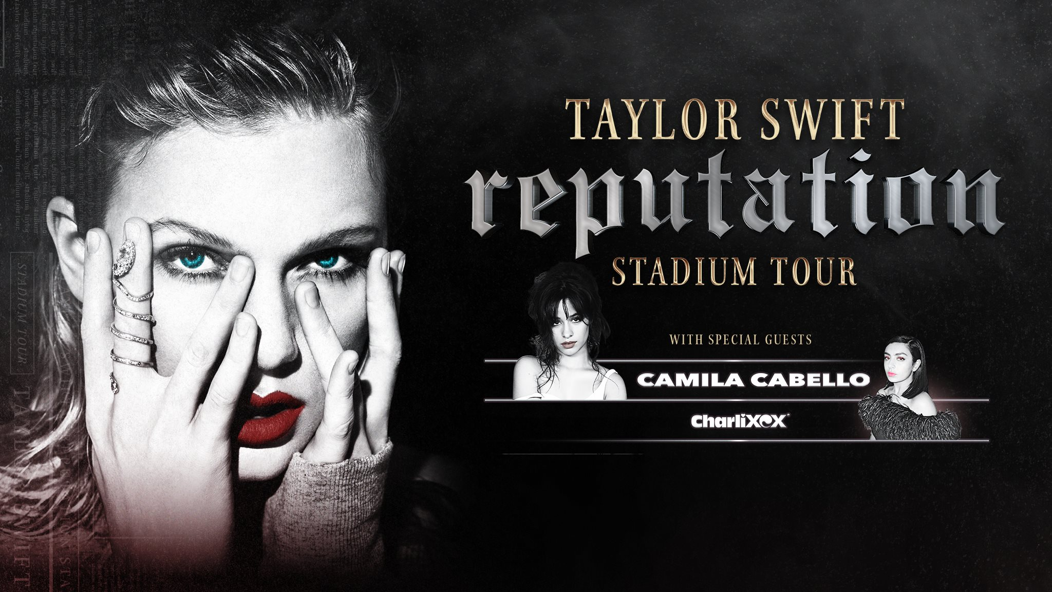 Taylor Swift S Reputation Stadium Tour Camila Cabello Wiki Fandom