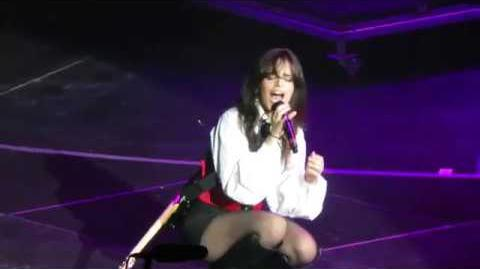 Camila Cabello - OMG CITC Havana Never Be The Same (Jingle Ball 2017, Tampa)