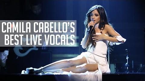Camila Cabello's Best Live Vocals