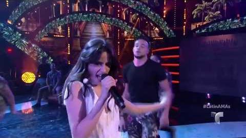 Camila Cabello - Havana Live (Latin American Music Awards 2017) Spanglish Version