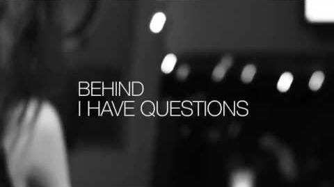 """Camila Cabello behind the scenes """"i have questions"""""""