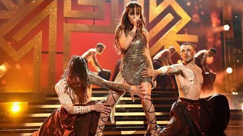 Camila Cabello - Crying in the club Live at Billboard Music Awards 2017) HD