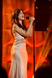 Camila performing at Billboard Women in Music 2017 (11)