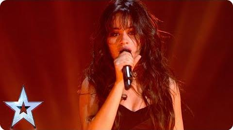 Camila Cabello brings the fire with solo single Crying In The Club Britain's Got Talent 2017
