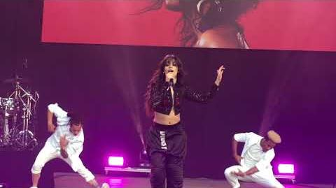 Camila Cabello @ Billboard Hot 100 Fest 8 20 17