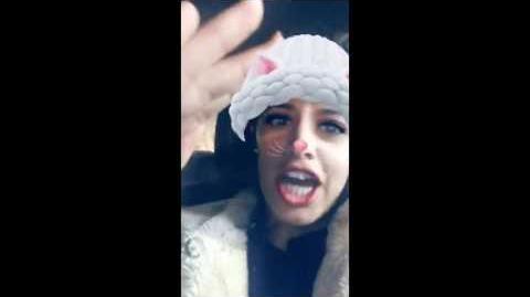 Camila Cabello Snapchat Story 1-10 February 2017