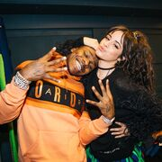 Camila with DaBaby